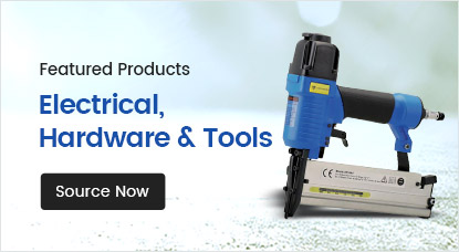 Electrical, Hardware and Tools
