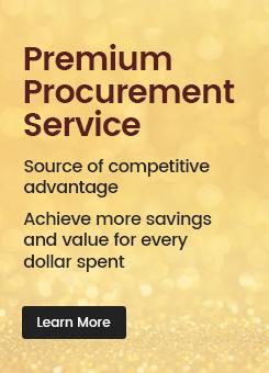 Premium Procurement Service